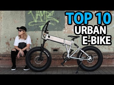 TOP 10 Best Electric Bike For Urban Ride 2019 | My Deal Buddy