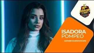 AO VIVO: ISADORA POMPEO NO APARECIDA É SHOW 2019