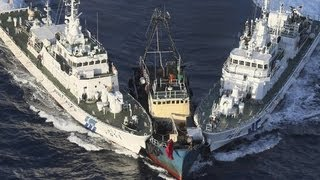 Fresh China-Japan Tension Over Disputed Islands