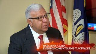 HABLEMOS CLARO TOPICO: EVENTOS COMUNITARIOS Y ACTUALES - Rafael Saddy