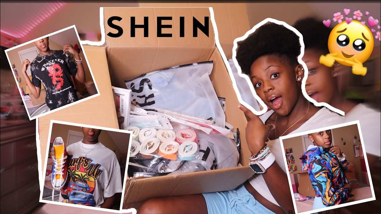 Download Huge SHEIN Back To School Haul(63 Items)||Destiny Ja'Nay