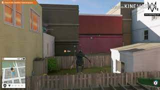 Watch dogs 2 parkour montage #3