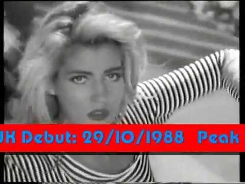 Mandy Smith - UK and Italian Official Singles Charts History