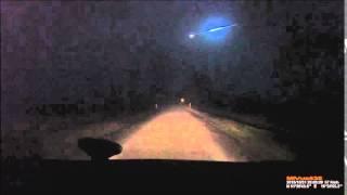Meteoryt 2015 10 31  - silne światło ORYGINAŁ