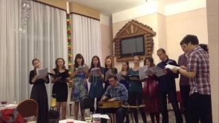 Libertango a capella