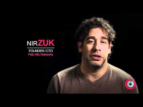 Nir Zuk talks about using WatchDox at Palo Alto Networks