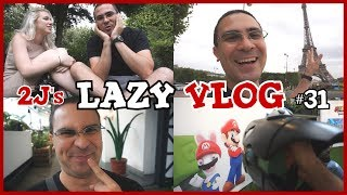 ΤΑ ΕΙΔΑ ΟΛΑ ΣΤΟ ΠΑΡΙΣΙ! (Lazy Vlog #31)