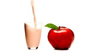 Диета на кефире и яблоках| #edblack