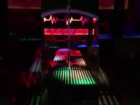 Pixel Led Gece Kulübü Zemin Aydınlatma Depoled +90 212 551 37 12