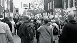 Tens of Thousands March Against Cuts and Privatization of the UK National Health Service