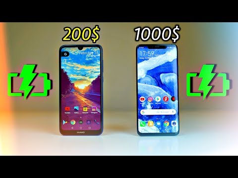 Get Mate 20 Pro Battery Life for 200$ - YouTube