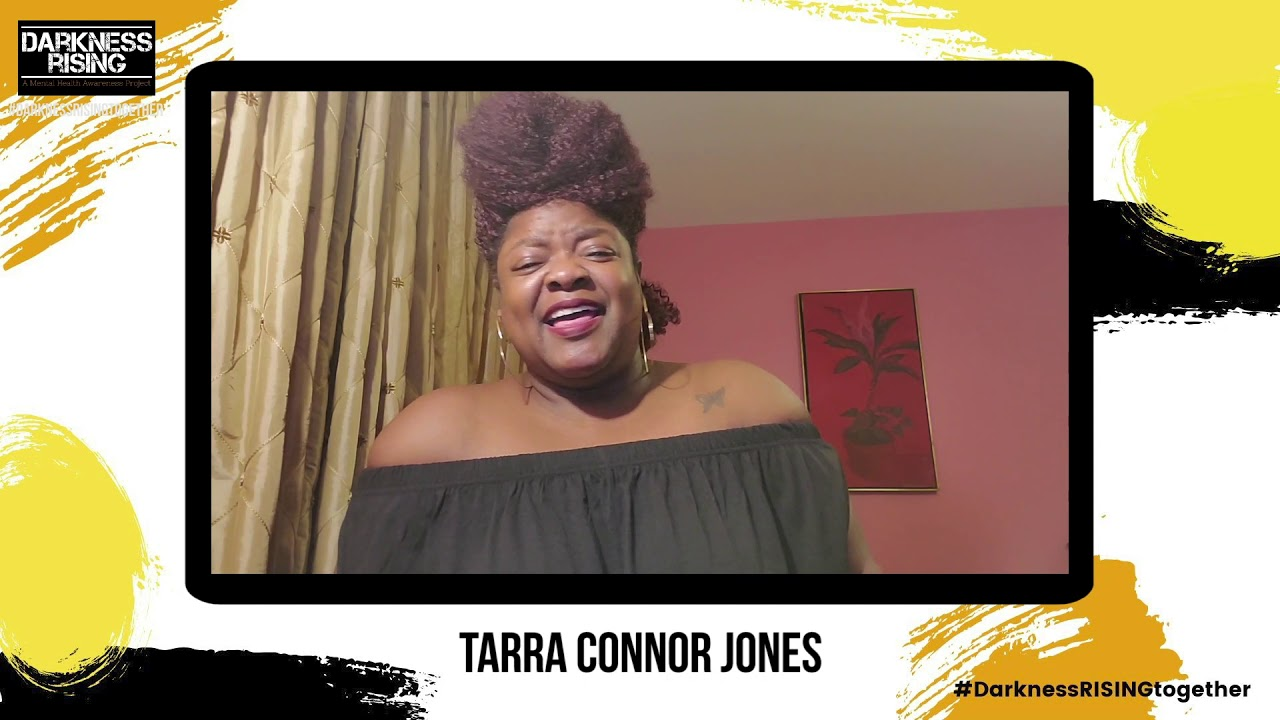 Darkness RISING presents Dr. Jamila Codrington and Tarra Connor Jones