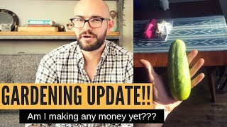 Money Making Project: Is GARDENING turning a PROFIT  yet??