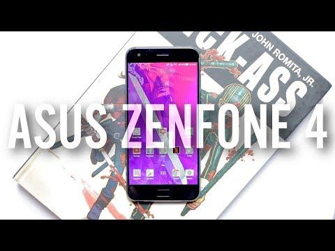 Asus ZENFONE 4, Review en español!!