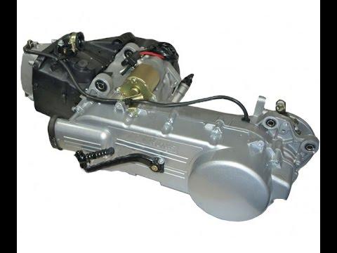 В нашем магазине вы можете купить различные запчасти для китайских скутеров и мопедов на которых установлен двигатель 50-100сс 4-т с доставкой по украине.