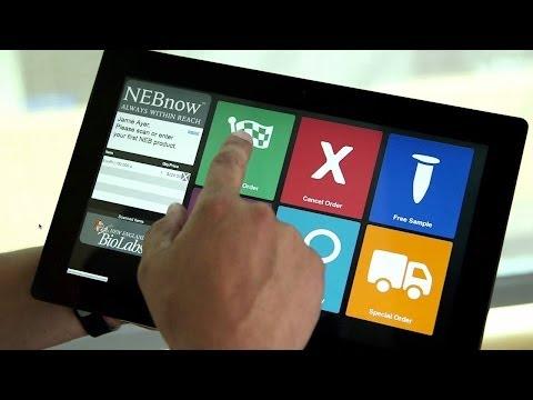 Salesforce App Cloud: New England Biolabs Success Story
