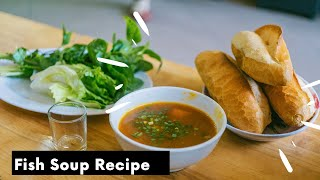 How To Make Ukha Russian Fishermen's Soup Amazing!