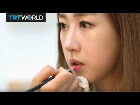 Money Talks: South Korean pop band promote plastic surgery