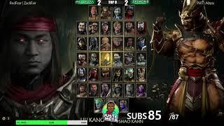 Mortal Kombat 11 PCFN2021   Full Tournament! TOP8 + Finals