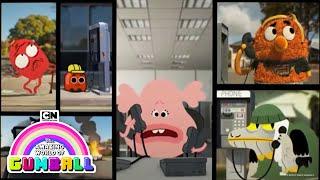 Elmore Help Desk I The Amazing World of Gumball I Cartoon Network