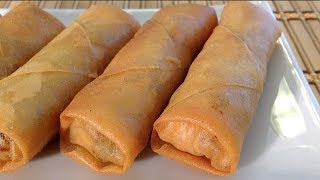How To Make Lumpia Egg Rolls-Filipino-Asian Food Recipes