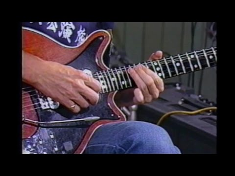 Dragon Attack - Brian May Starlicks Guitar Tutorial (1983)