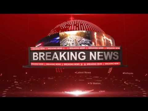 Breaking News Intro -  After Effects Templates 2015