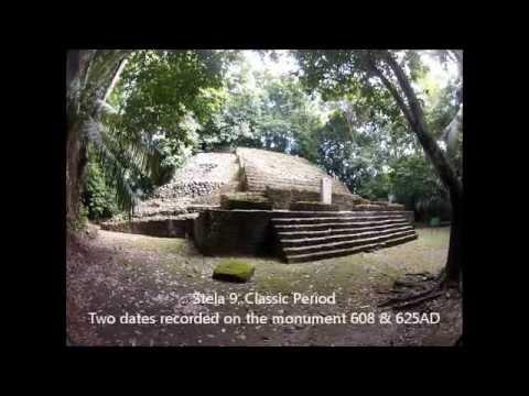 "Lamanai, The ancient Mayan City"" Caribbean Villas Hotel, San Pedro, Belize"