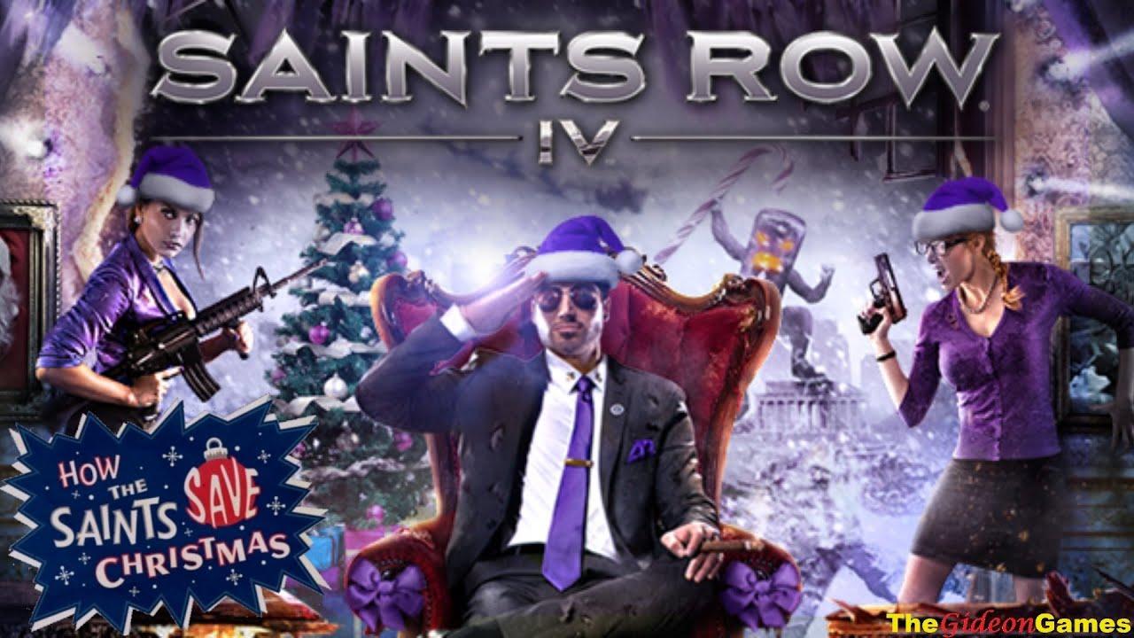прохождение игры saints row 3 видео