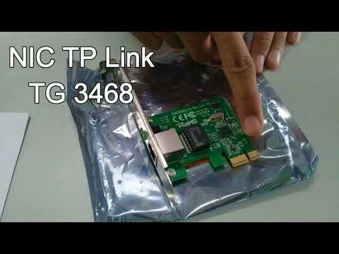 How To Install Network Card?