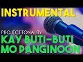Instrumental: Kay Buti - Buti Mo Panginoon| Karaoke | Minus one | Lyric video