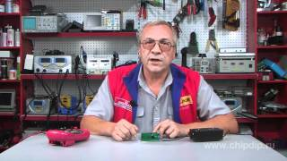 Тиристорный коммутатор нагрузки. Принцип работы