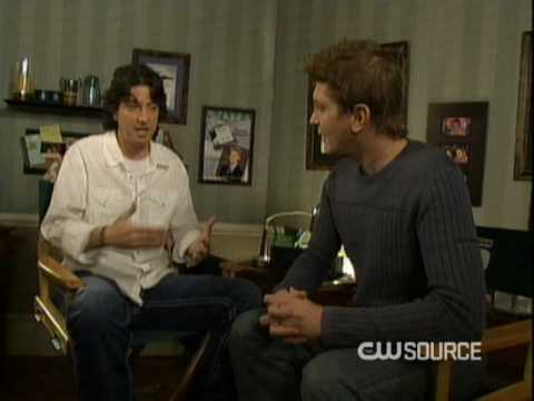 Mark Schwahn talks to Jason C. about Leyton vs Brucas!