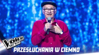 "James Brierley - ""Wonderful Tonight"" - Przesłuchania w ciemno - The Voice Senior 1"