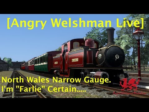 """[Angry Welshman Live] I'm """"Fairlie"""" Certain......"""