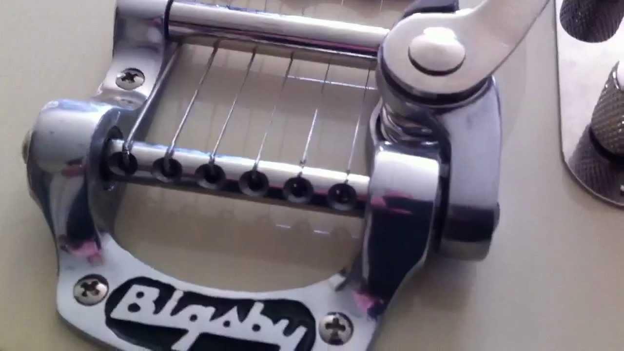 Modified Bigsby B5 Vibrato / Tremolo