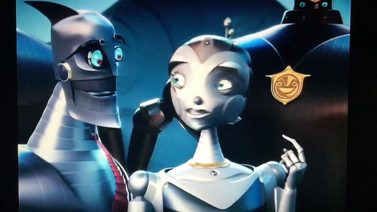 Robots - Cappy Saves Rodney - YouTube