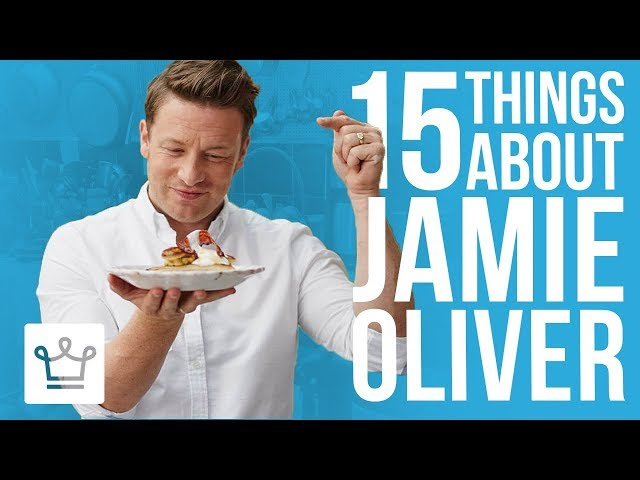 15 Things You Didnt Know About Jamie Oliver