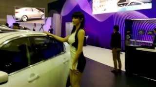 Seoul Motor Show 2013 Yeon Da Bin