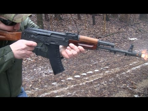 AK-74: The Russian AR-15