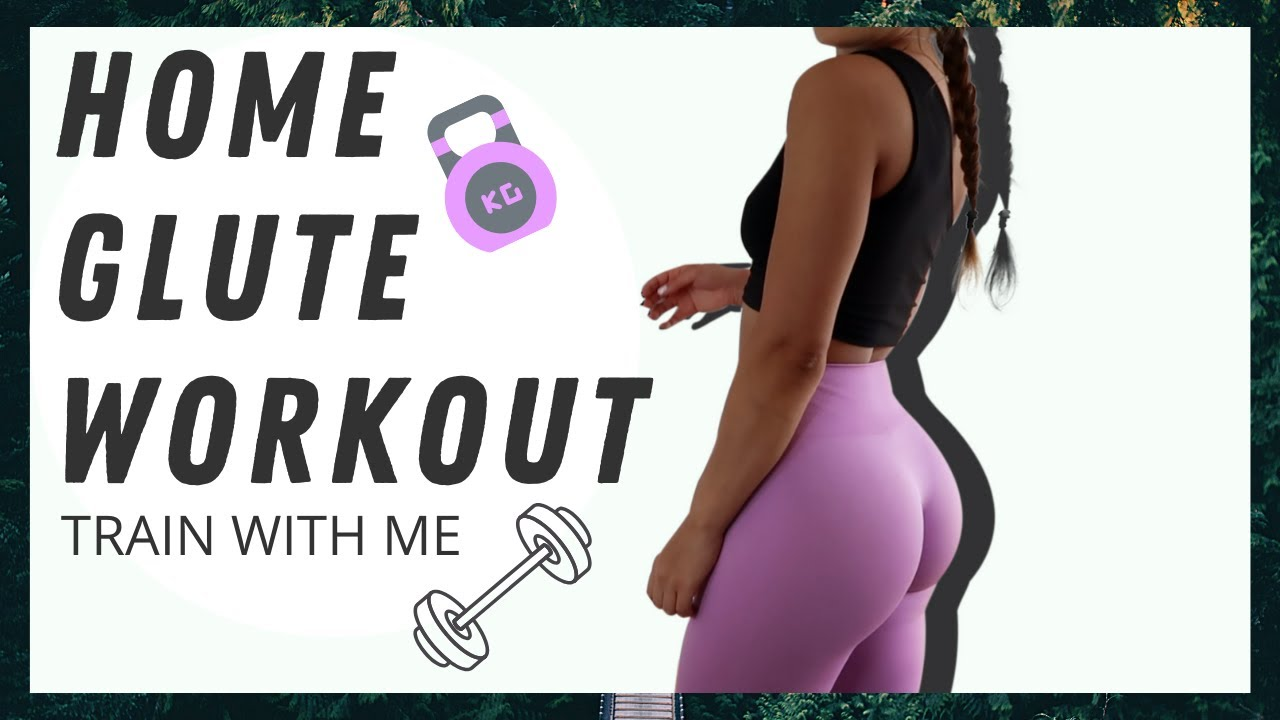HOME GLUTE WORKOUT