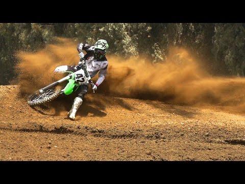 2017 Kawasaki KX 450F   First Impression   TransWorld Motocross