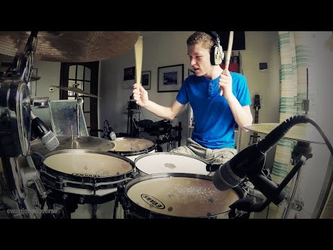 Tenacious D - The Metal - Drum Cover (4K)
