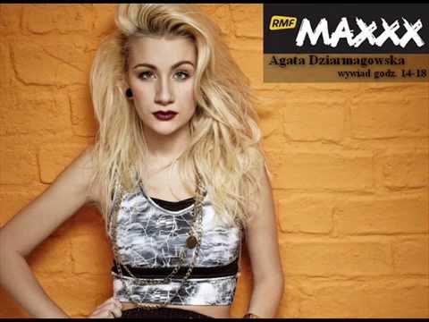 RMF MAXXX- Agata Dziarmagowska 04.04.2015r. - YouTube