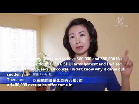 SELL YOUR HOME QUICKLY BY FENG SHUI