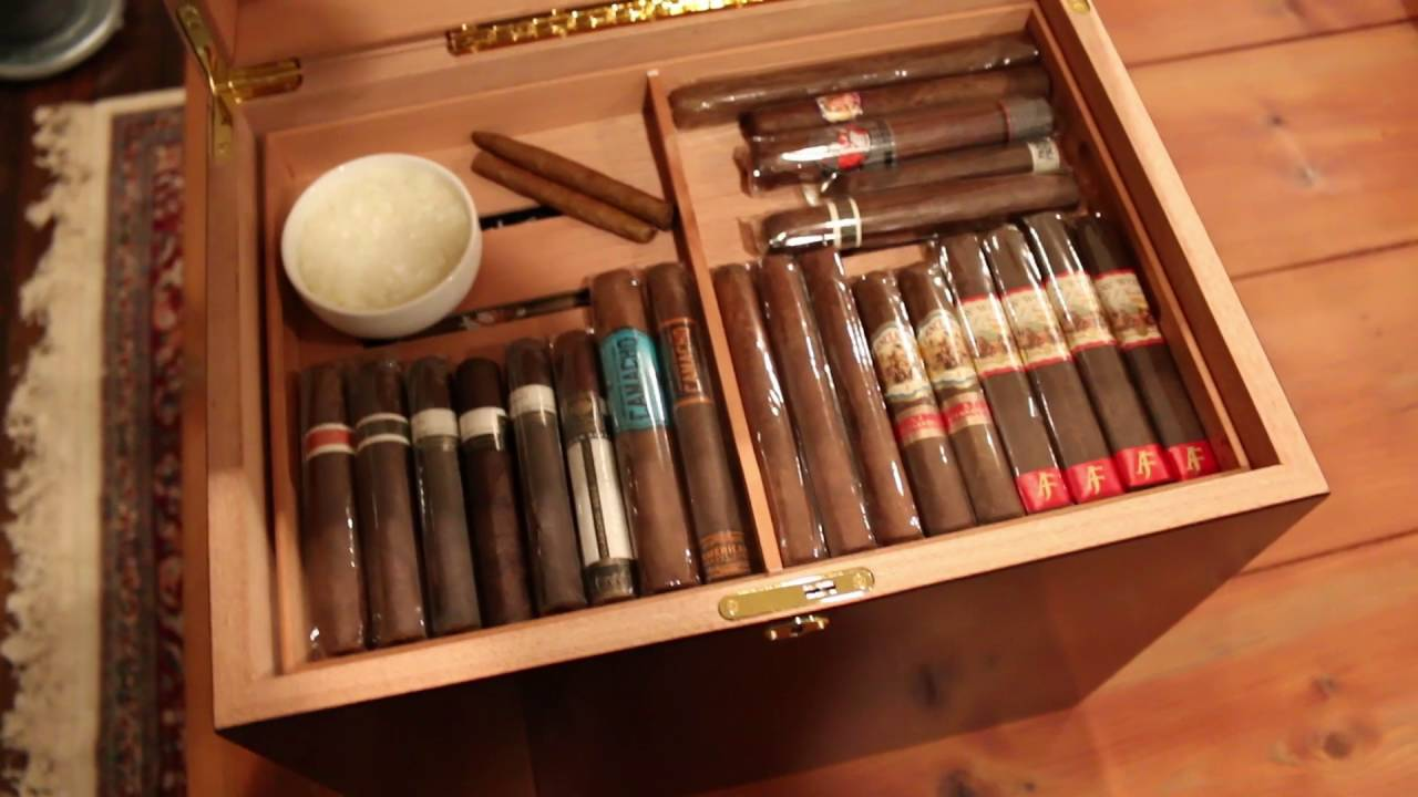 Image result for cigar in humidor