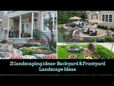 🌺21 DIY landscaping ideas- Backyard & Front yard Landscape Ideas| Home decor | Flamingo mango |🌺