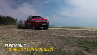 All-New Chevrolet Colorado - Safety...