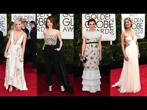 Golden Globes 2015: Best and Worst Fashion