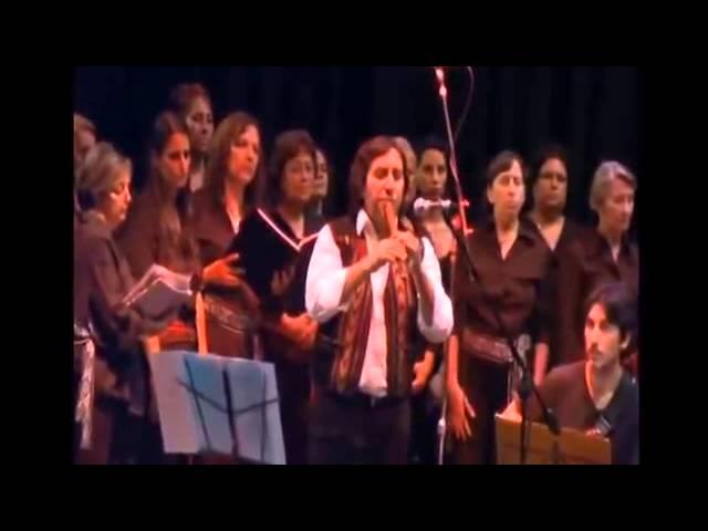 Ofrenda coro de sadaic -coral de las americas